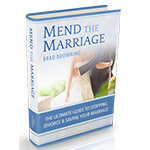 Brad Browning's Mend The Marriage PDF