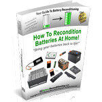 Tom Ericson's EZ Battery Reconditioning PDF