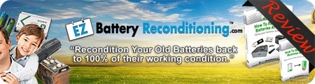 Tom Ericson's EZ Battery Reconditioning Review
