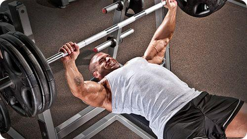 how to get stronger at bench press