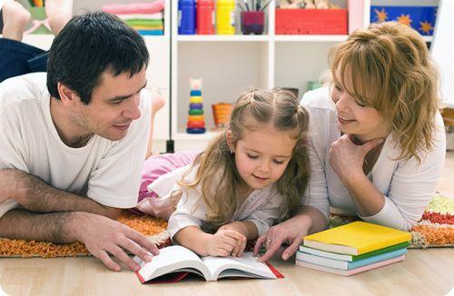 best way to teach child reading