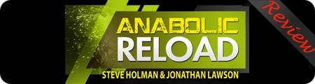 Steve Holman's Anabolic Reload Review