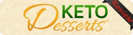 Kelley Herring's Keto Desserts Review